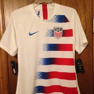 USA soccer VaporKnit authentic jersey NWT